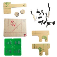 Cheap BDM FRAME with Adapters Set Fit original FGTECH