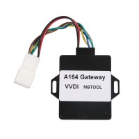 [UK Ship]Mercedes A164 W164 Gateway Adapter for VVDI MB BGA TOOL and CGDI MB