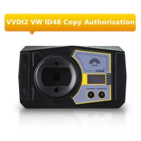 VVDI2 V-A-G ID48 Transponder Key Chip Copy by OBDII Functions Authorization Service