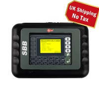 New SBB Key Programmer V33.02 2015V Classic Version UK Shipping No Tax