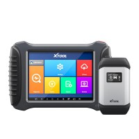 [Best Price][UK/EU Ship]Xtool A80 Pro Automotive OBD2 Diagnostic Tool With ECU Coding and Key Programming Same as The H6 Pro Lifetime Free Update