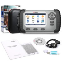 [UK/EU Ship]VIDENT iAuto708 Full System All Make Scan Tool OBDII Scanner OBDII Diagnostic Tool