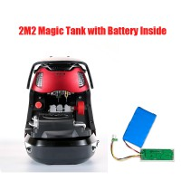 [UK Ship]2M2 Magic Tank Automatic Car Key Cutting Machine With Battery Inside