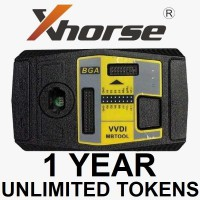 Unlimited Tokens for Xhorse VVDI MB Password Calculation for One Year Period