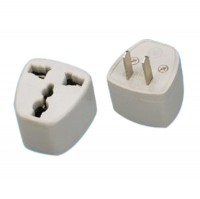 Universal Euro EU to US USA Travel Charger Adapter Plug Converter