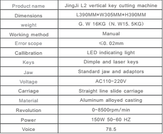 jingji-l2-vertical-key-cutting-machine-display-2