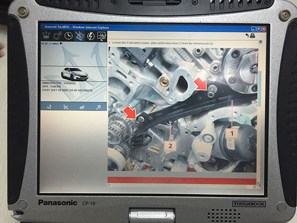 Maserati Mdvci Diagnosis System Mdvci Evo System With